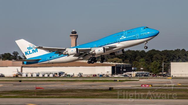 Boeing 747-400 (PH-BFW)