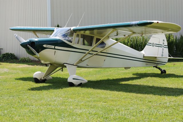 Piper PA-20 Pacer (N9433D)