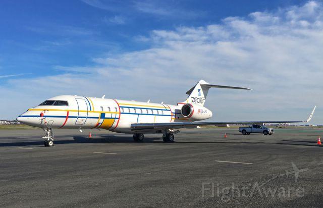 Bombardier Global 5000 (OE-LPZ)