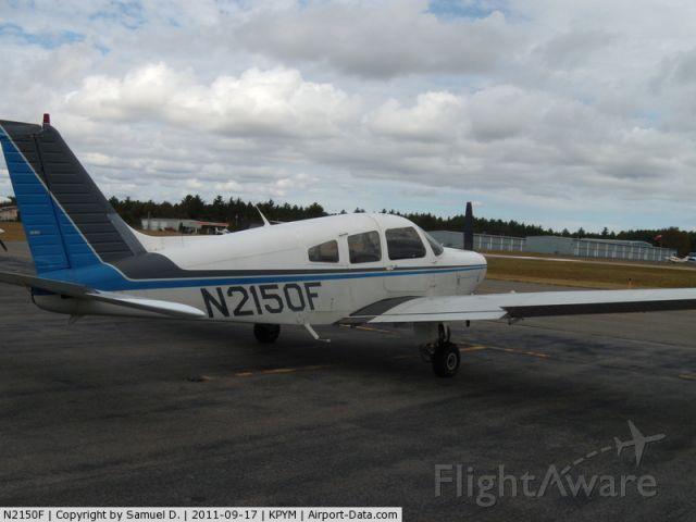 Piper Cherokee (N2150F)