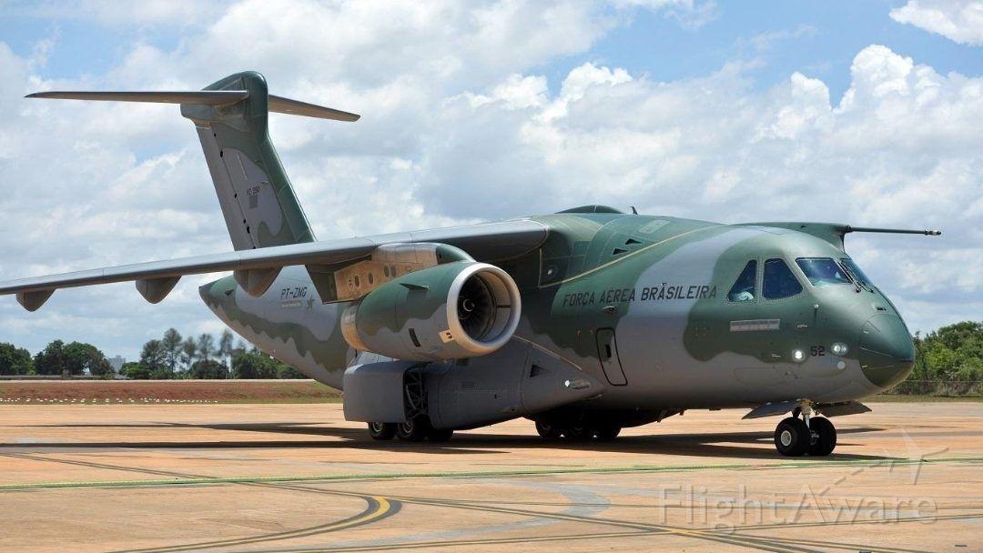 EMBRAER KC-390 —