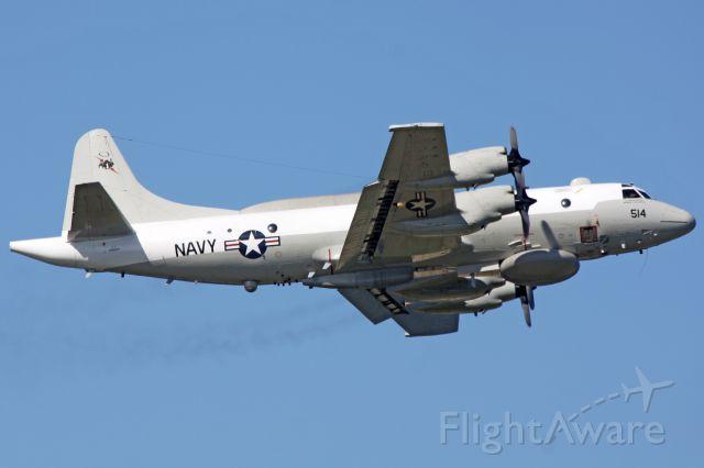 Lockheed P-3 Orion (15-6514)