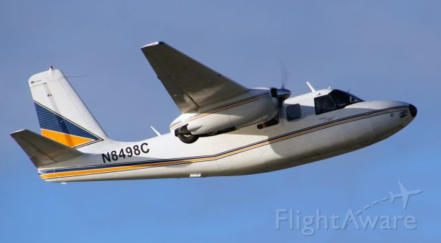 Aero Commander 500 (N8498C)