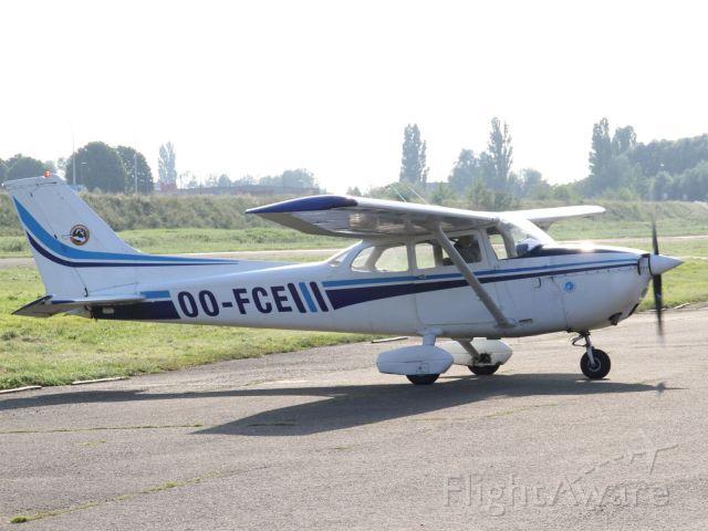 Cessna Skyhawk (OO-FCE)