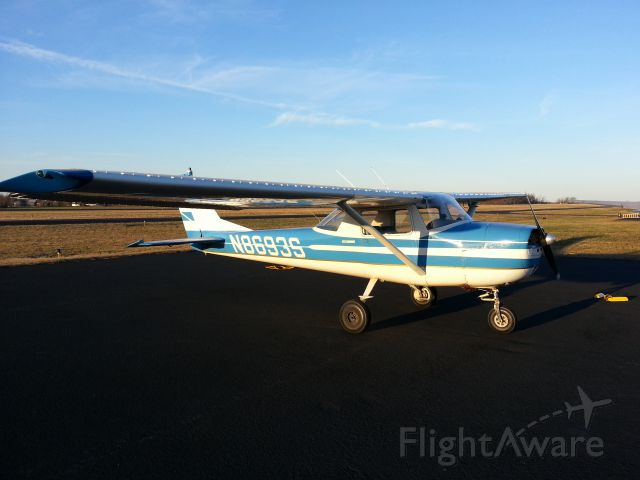 Cessna Commuter (N8693S)