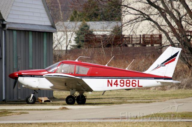 Piper Cherokee (N4986L)