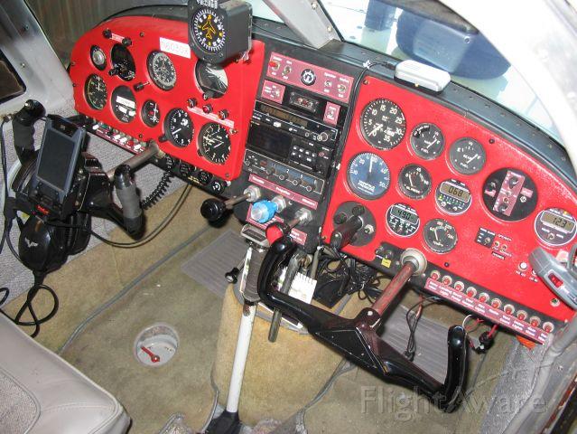 Mooney M-20 (N6030X) - Cockpit of 1960 Mooney M20A