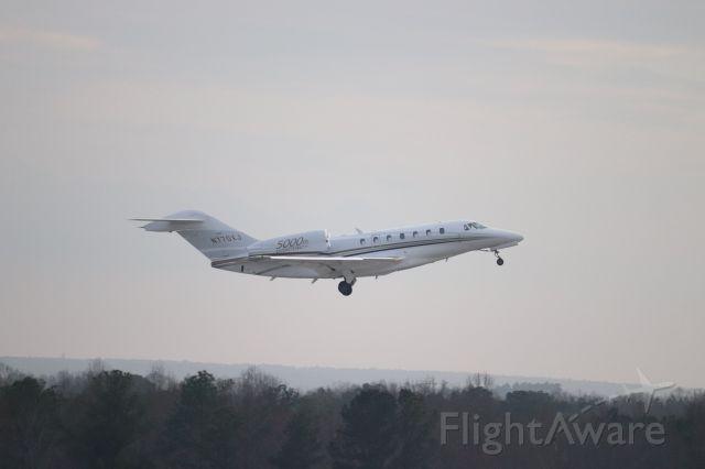 Cessna Citation X (N770XJ)