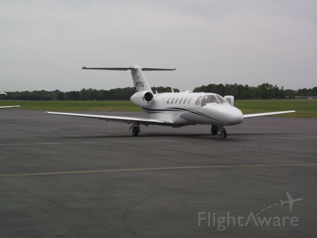 Cessna Citation CJ2+ (N127FJ)