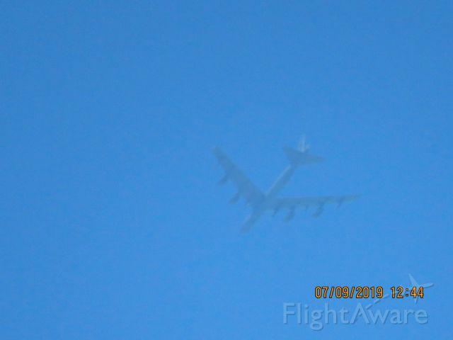 Boeing B-52 Stratofortress (60-0020)