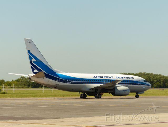 Boeing 737-700 (LV-GOO)