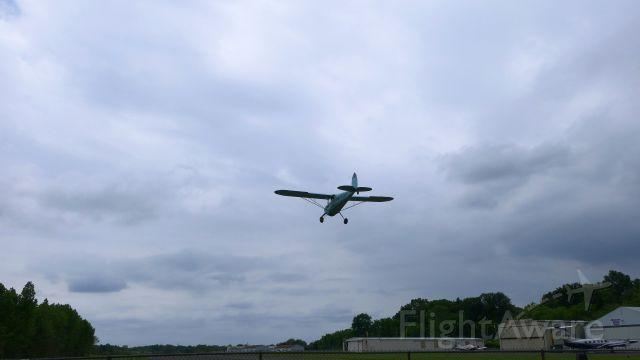Cessna 140 (N77264)