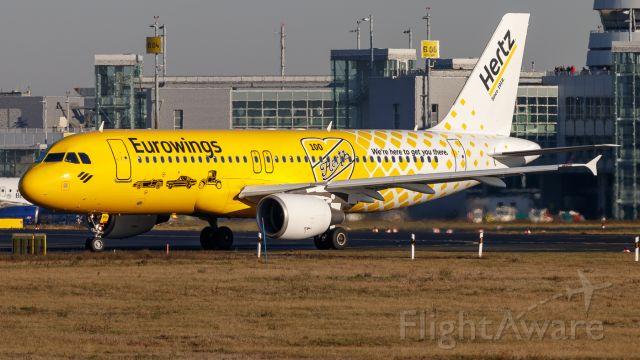 Airbus A320 (D-ABDU)
