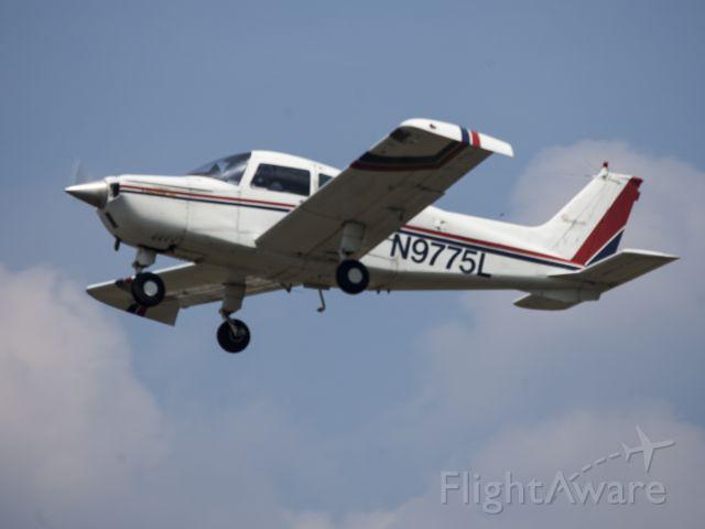 Beechcraft Sundowner (N9775L) - Take off runway 26.
