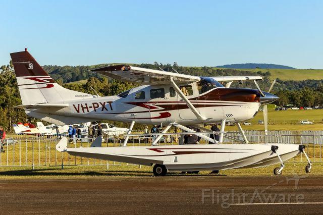 Cessna 206 Stationair (VH-PXT)