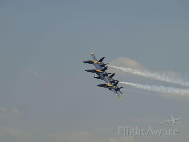 — — - Blue Angels - 2010 JSOH Airshow
