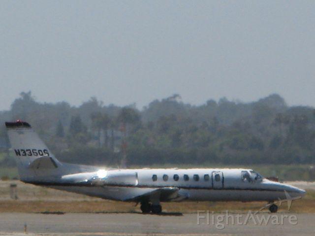 Cessna Citation V (N335QS)