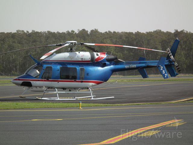 Bell 427 (VH-DMX)