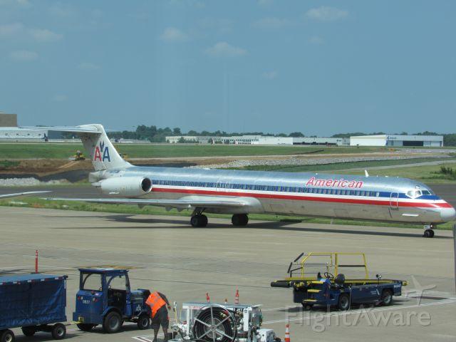 McDonnell Douglas MD-83 (N969TW)