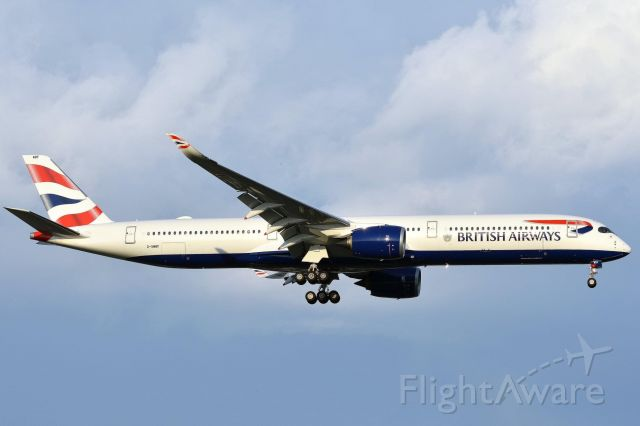 Airbus A350-1000 (G-XWBF) - Speedbird 50 Golf Heavy