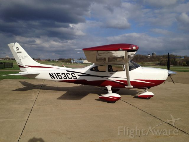 Cessna Skylane (N153CS)