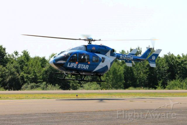 KAWASAKI EC-145 (N145HH) - Wing & Wheels 2012.