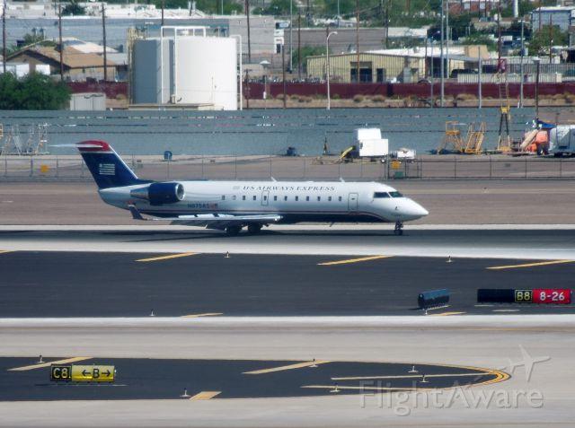 Canadair Regional Jet CRJ-200 (N875AS)
