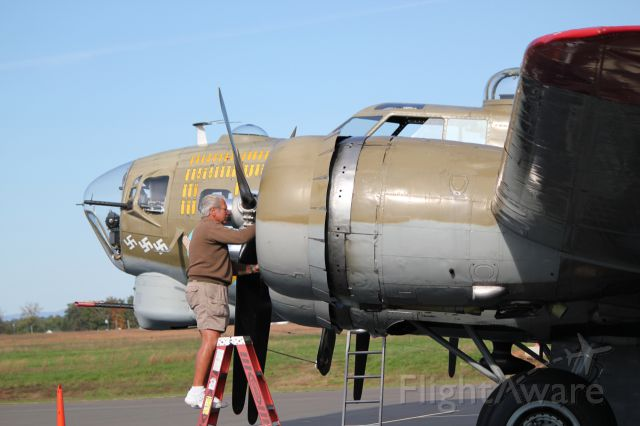 N93012 — - Collings Foundation visiting the Warrenton-Fauquier Airport in Virginia.