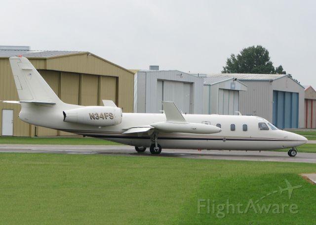 IAI 1124 Westwind (N34FS) - Shreveport Regional.