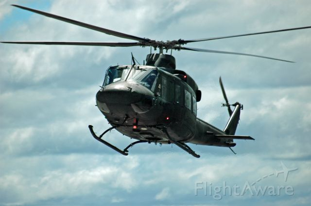 Bell 412 (14-6442) - Bell CH-146 Griffon (Bell 412EP) Tailcode 146442, coming in for a landign at CYPQ/YPQ on July 25, 2017