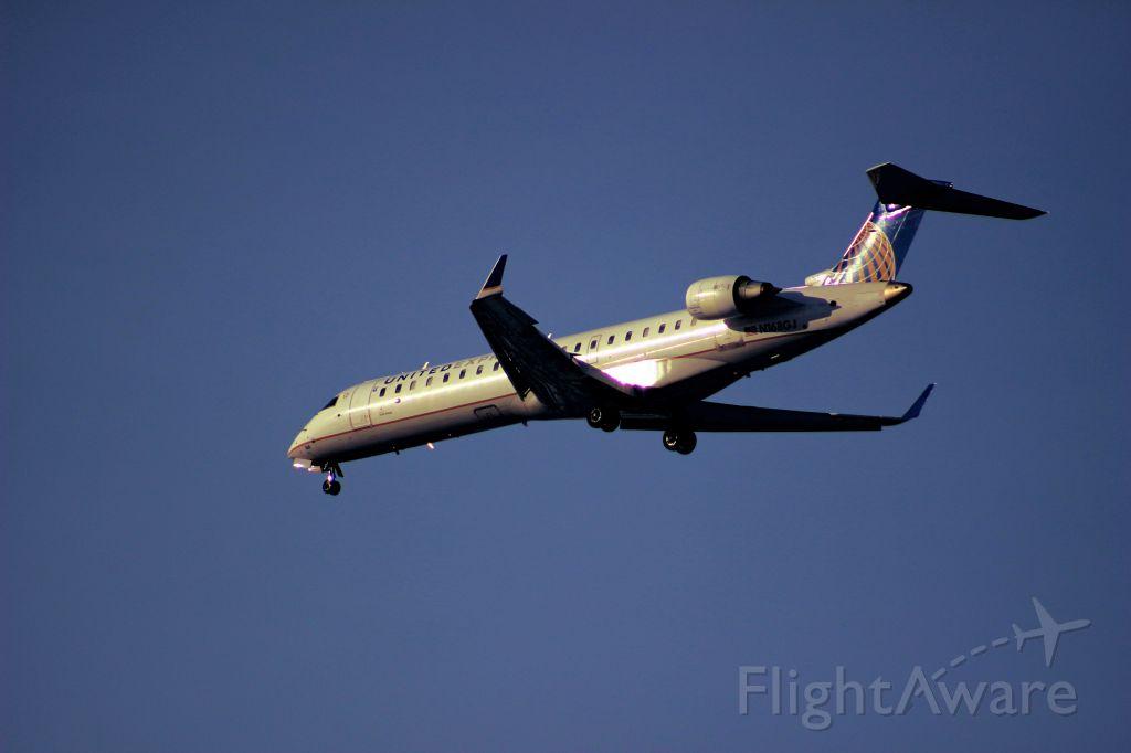 Canadair Regional Jet CRJ-700 (N168GJ)