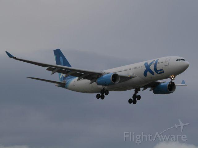 Airbus A330-300 (F-GSEU)