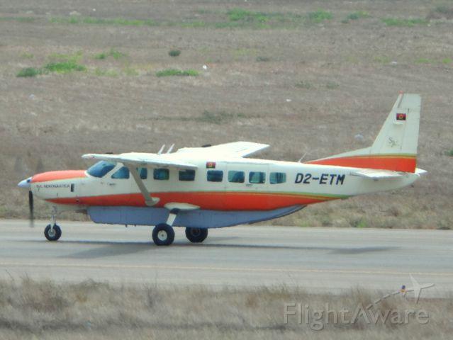 Cessna Caravan (D2-ETM)