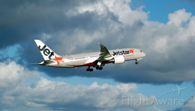 Boeing Dreamliner (Srs.8) (VH-VKA) - One of only 2 Dreamliners that Jetstar owns so far