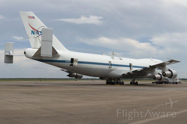 BOEING 747-100 (N905NA) - N905NA  Boeing   B747-123  NASA  KEFD  20130821