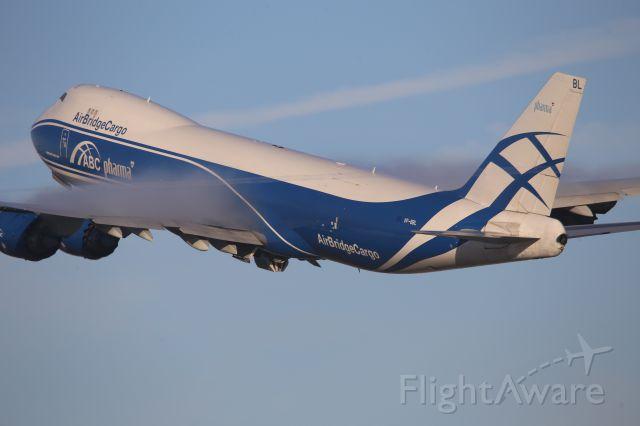 BOEING 747-8 (VP-BBL)