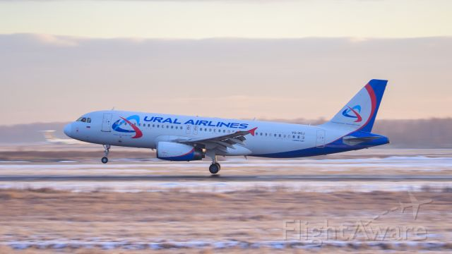 Airbus A320 (VQ-BGJ)