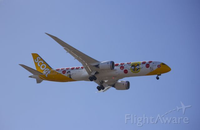 9V-OJE — - Scoots 787-9 in Singapores SG50 livery, very glad I got to see this seeing as the 787-9 is one of my favourite aircraft.