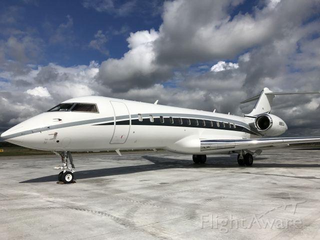 Bombardier Global Express (N889JA)