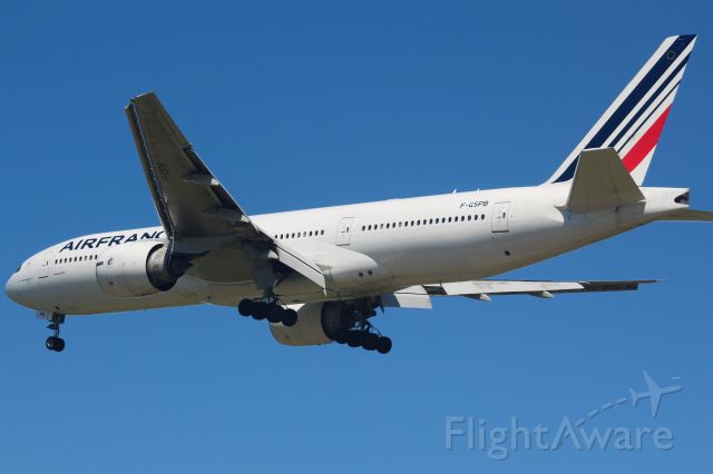 Boeing 777-200 (F-GSPB)