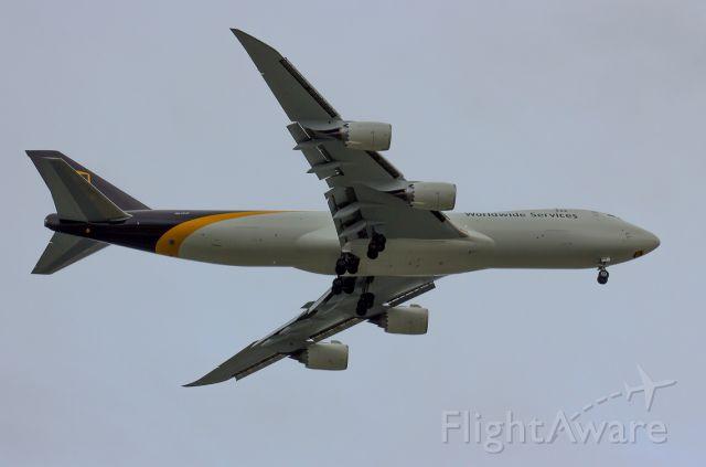 BOEING 747-8 (N614UP)