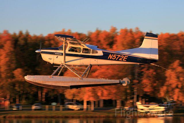 Cessna Skywagon (N572E)
