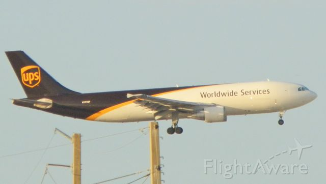 Airbus A300F4-600 (N173UP)