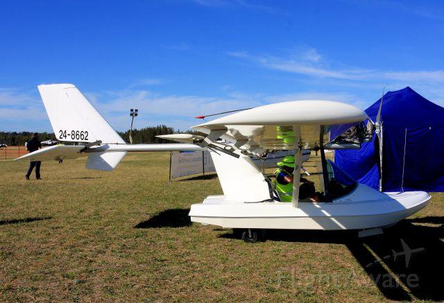 24-8662 — -  Cessnock Air Show 20 9 2018