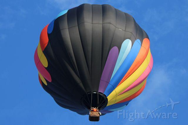 Unknown/Generic Balloon (N715OU) - AN Aerostar Int