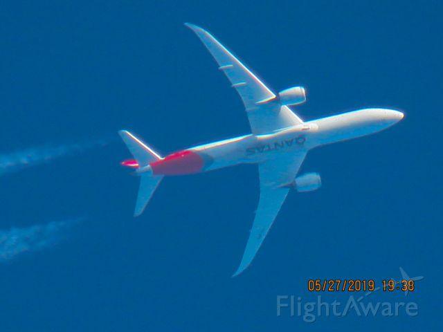 Boeing 787-9 Dreamliner (VH-ZNB)