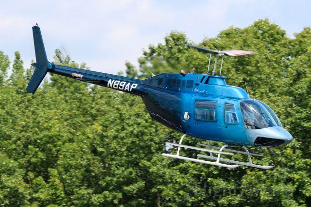Bell JetRanger (N89AP)