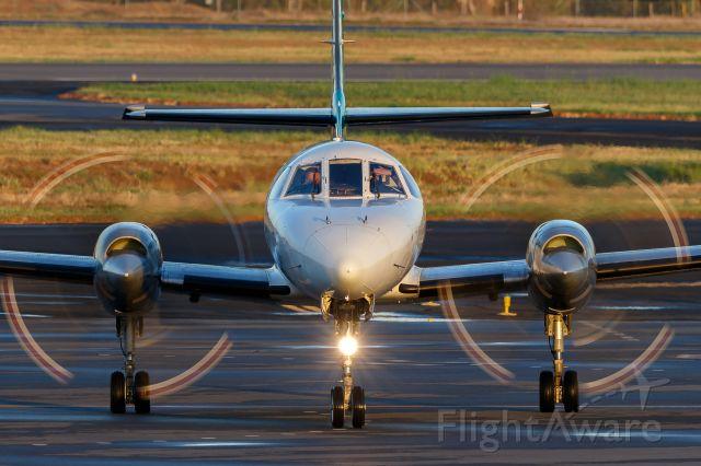 Fairchild Dornier SA-227DC Metro (VH-UZN) - Sharp Airlines