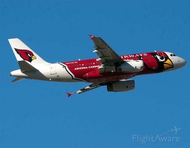 Airbus A319 (N837AW)