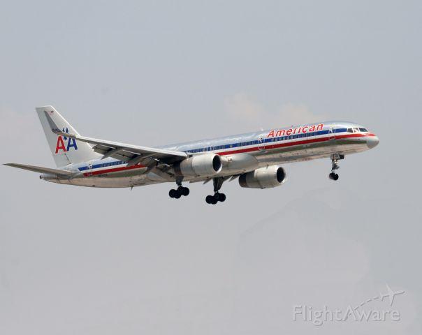 Boeing 757-200 (N640A) - American Airlines Boeing 757.
